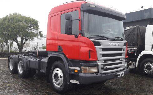 Scania P420 A6X4
