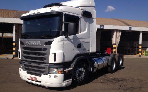 SCANIA G-380 2010 6X2
