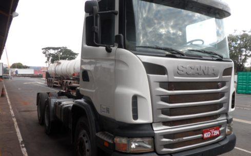 SCANIA G 470 A6X4 BUG PESADO CAB. SIMPLES 2010/2010