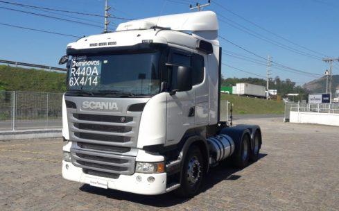 Scania R440 A6X4