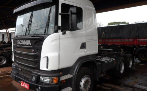 SCANIA G 480 A6X4 TRAÇADO BUG PESADO 2013/2013
