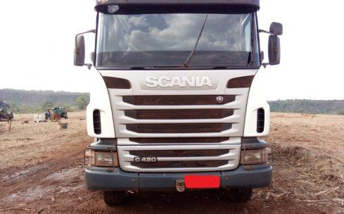 SCANIA G420 A 6X4 (VT)