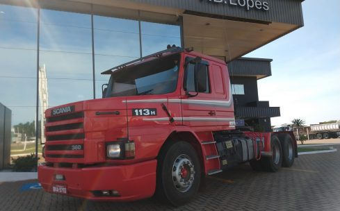 Scania T113 6×2