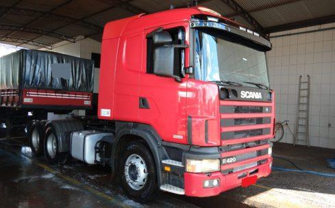 Scania R420 6×2 2007 (VT)