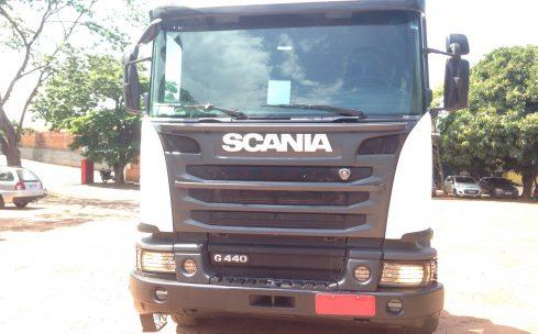 SCANIA G 440 A6X4 BUG PESADO 2015/2015