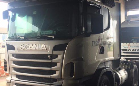 Scania R480 6×4