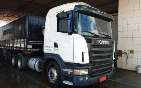 Scania G420 6×2 2008/09 (VT)