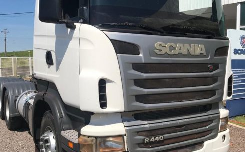 SCANIA R-440 BUG PESADO 2012 – CAMBIO MANUAL