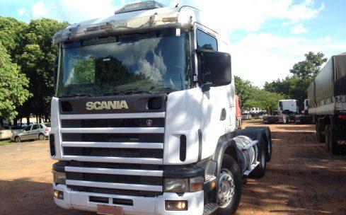 Scania R420 6×2 2006