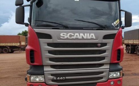 SCANIA R-440 6X4 2013