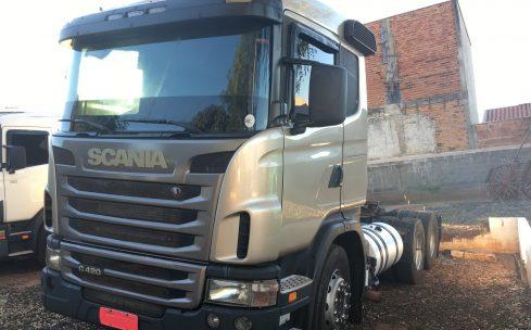 Scania G420 6×2 2010