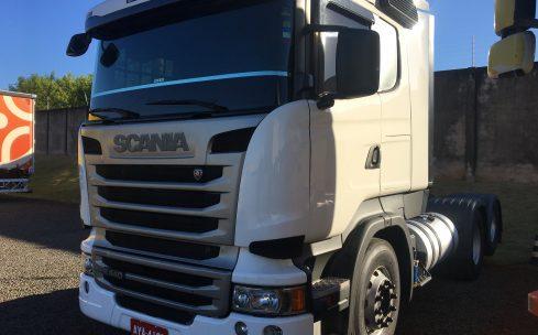 SCANIA R-440 2014 6X2
