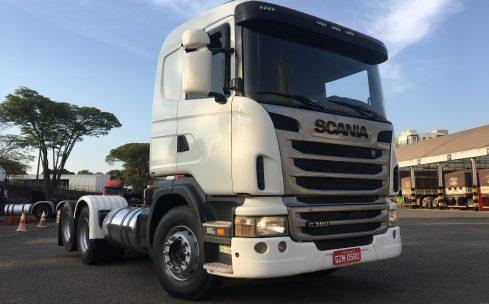 SCANIA G-380 2010/2011 6X2