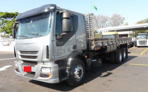 CAMINHAO IVECO TECTOR 240E25 6X2 (truck) 2010/2010