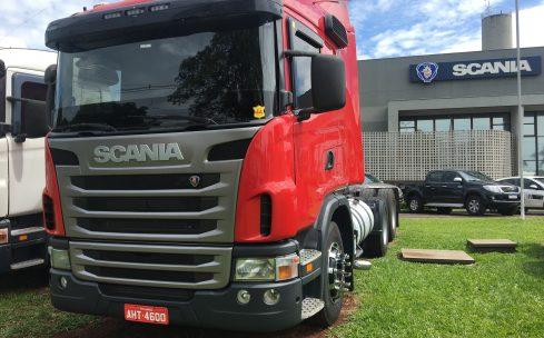 SCANIA G-380 10/11 6X2