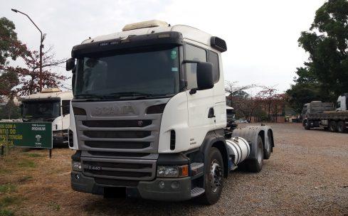 Scania – R 440 6X2