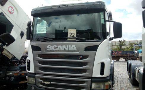 Scania – G 420 A 6X2