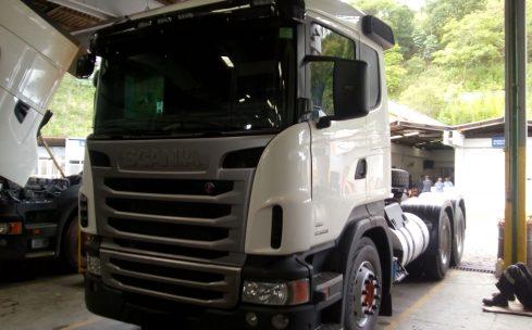 Scania – R 480 A 6X4