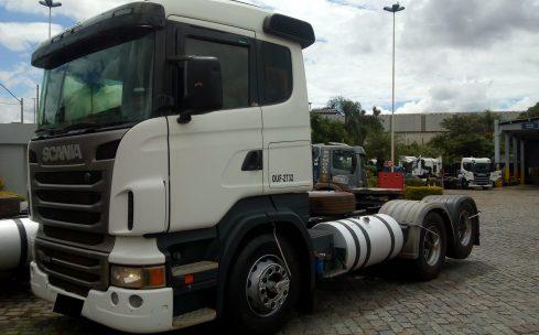 Scania – R 440 A 6X2