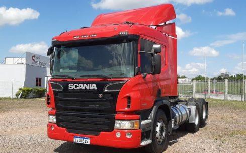 Scania P360 A6X2 Ano 2014