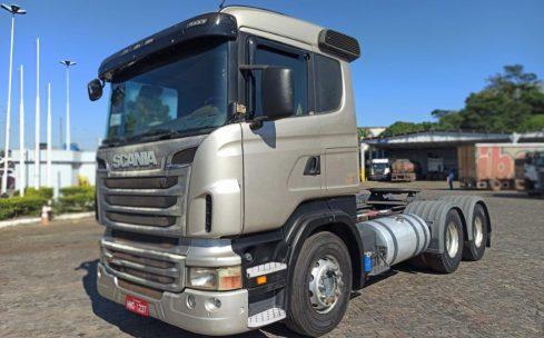 Scania R 440 6×4 – 2012