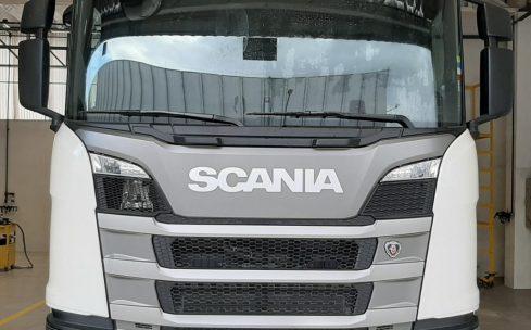 SCANIA R540 A6X4 19/19 Com Retarder