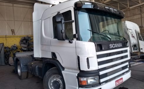 Scania P 330 4×2 2003/2003