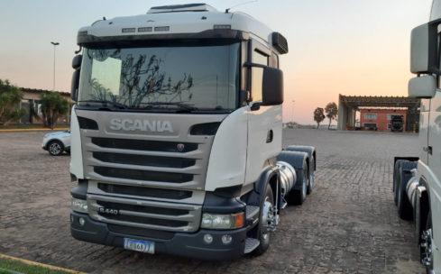 Scania – R 440 A 6×4 – 13/14