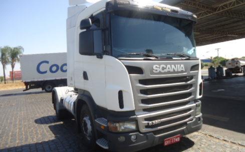 Scania G 380 4X2 2010/2010