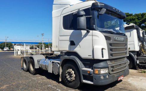 Scania R 440 6X2 2012/2013