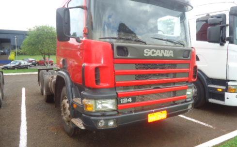 SCANIA P 420 6X4 BOOGIE PESADO 2006