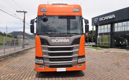SCANIA RH 450 A 6X2 – ANO 2020/2020 –