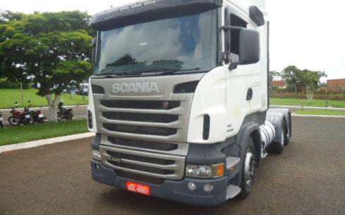 Scania R 440 A 6X4 2013/2013