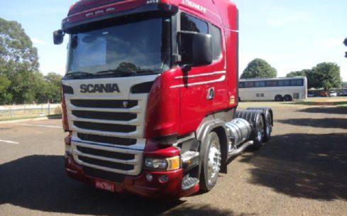 Scania R 440 6X2 HIGHLINE STREAMLINE 2015
