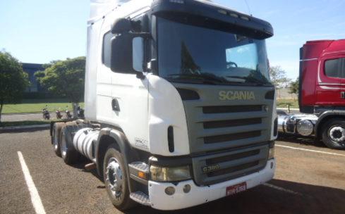 SCANIA G 380 6X2 2009