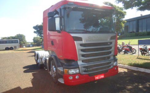 Scania R 440 A 6X2 2014
