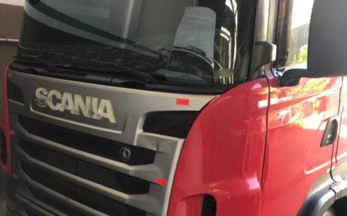 Scania R 440 6X4 BOOGIE LEVE 2013
